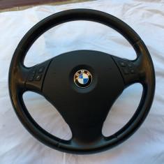 Volan cu airbag si comenzi BMW E90, E91, E92 - Airbag auto, 3 (E90) - [2005 - 2013]