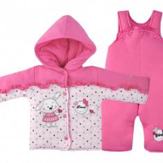 Compleu pentru bebelusi-Koala Emma 2540-R, Roz