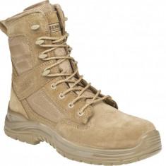 Bocanci militari culoare nisip