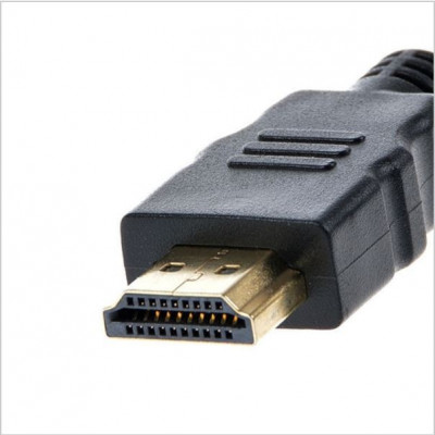 Adaptor convertor HDMI la VGA - HDMI TO VGA - full hd , sigilate foto
