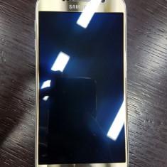 Samsung Galaxy S6 - Telefon mobil Samsung Galaxy S6, Auriu, 32GB, Neblocat