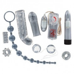 SET CRYSTAL DIAMOND - Set vibratoare