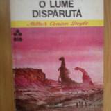 K2 Arthur Conan Doyle - O Lume Disparuta - Carte de povesti