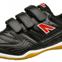 Incaltaminte sport pentru copii American Club S12348, Negru - Pantofi copii