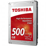 Hard disk intern Toshiba P300 , 500 GB , 3.5 inch , 64 Mb, 500-999 GB, 7200
