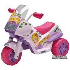 Motocicleta Raider Princess - Masinuta electrica copii Peg Perego