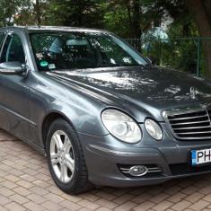 Mercedes E 220 2007, Motorina/Diesel, 262550 km, 2149 cmc, Clasa E