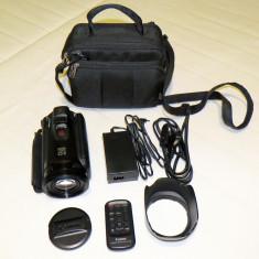 Camera semiprofesionala Canon HFG10 - Camera Video