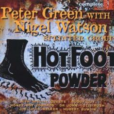 Peter Green - Hot Foot Powder ( 1 CD ) - Muzica Blues
