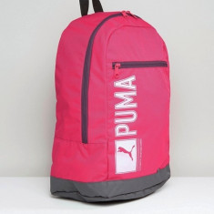 Rucsac Puma Pioneer 47x29x19cm -roz- produs original, factura si garantie - Rucsac dama, Textil