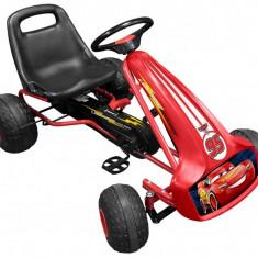 Kart copii Cars Stamp - Kart cu pedale