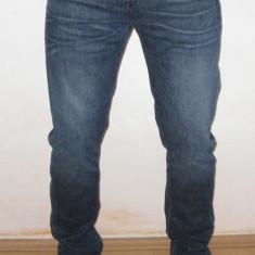 Blugi Originali Levi`s 508 W 32 L 32 Slim ( Talie 85 / Lungime 108 ) - Blugi barbati Levi's, Culoare: Din imagine, Slim Fit, Normal