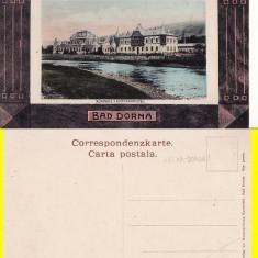 Vatra Dornei (Bucovina, Suceava)-rara - Carte Postala Bucovina pana la 1904, Necirculata, Printata