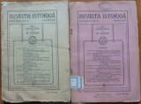 Nicolae Iorga , Revista istorica ; Ian. - Iunie , 1933 , 2 numere consecutive