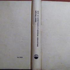 Exploatarea Retelelor Si Instalatiilor De Gaze - Gabriel Gheorghe, Alta editura