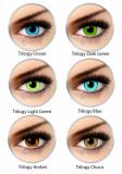 Lentile de contact colorate Soleko Queen's Trilogy