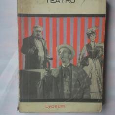 (C354) I.L. CARAGIALE - TEATRU - Carte Teatru