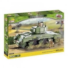 Set de construit Tanc M4A4 Sherman Firefly Cobi