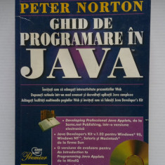 Ghid de Programare in Java - Carte Limbaje de programare, Teora