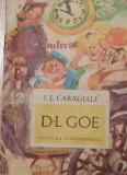 D-l Goe de I. L. Caragiale