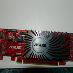 Placa video ASUS Radeon 1GB, placa video calculator, low profile - Placa video PC, AMD