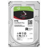 Hard disk Seagate IronWolf Pro Guardian 6TB SATA-III 3.5 inch 7200rpm 256MB, 6 TB, 7200, SATA 3