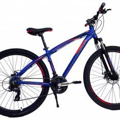 Bicicleta MTB UMIT Camaro 2D, culoare Albastru, roata 27.5