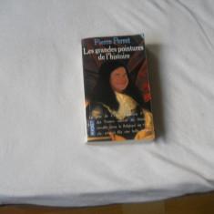 Pierre Perret, Les grandes pointures de l'histoire, 1995, carte in lb. franceza