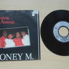 Boney M - My cherie amour / Sample City (1985, Hansa) Disc vinil single 7