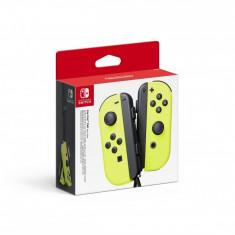 Accesoriu consola Nintendo SWITCH JOY-CON PAIR NEON YELLOW, Controller