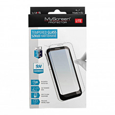 Folie MyScreen LiteGlass Apple Iphone 4/4S - Folie de protectie