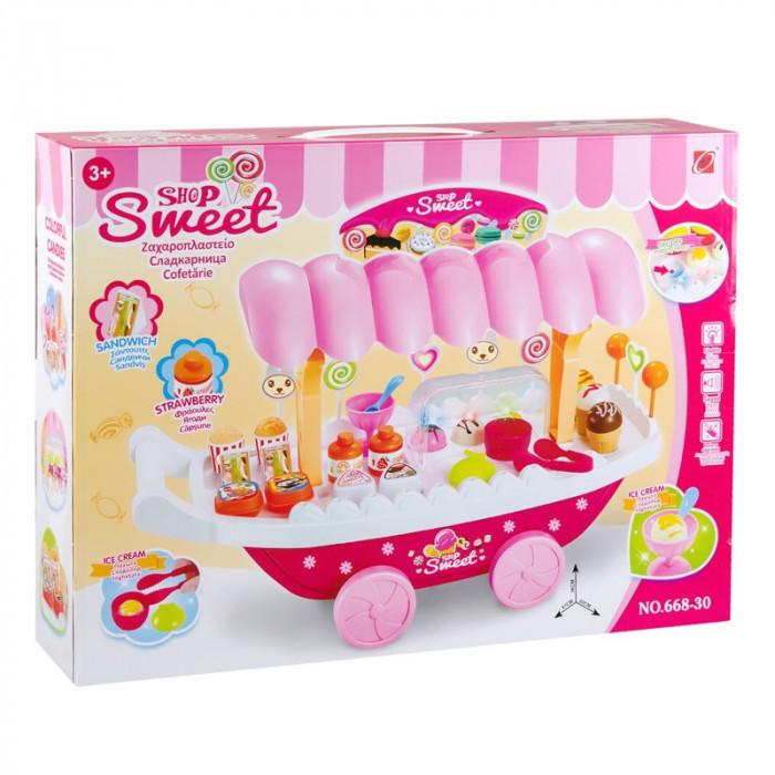 Set cofetarie pentru copii Shop Sweet, 3 ani+