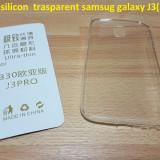 Husa silicon  trasparent samsug galaxy J3(2017), Alt model telefon Samsung, Transparent
