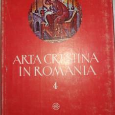 Arta crestina in Romania vol.4 an 1985/239pag/100planse