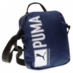 Geanta umar/borseta Puma Pioneer Organiser 20x18x5cm- originala factura garantie - Borseta Barbati