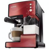 Cafetiera Breville Espresso Prima Latte Rosu