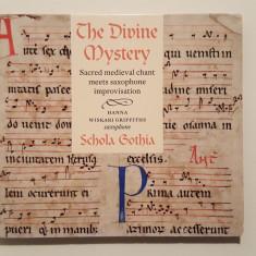 Schola Gothia: The Divine Mystery (1 CD) - Muzica Religioasa