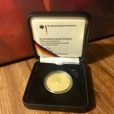 Moneda de aur - Germania 100 EURO 2005 Campionatul Mondial de Fotbal 2006, Europa