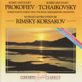 Prokofiev - Tchaikovsky: Romeo and Juliet + Russian Easter Overture (1CD), CD