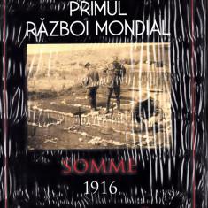 Primul Război Mondial - Istorie
