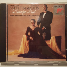 Kathleen Battle & Wynton Marsalis : Baroque Duet (1 CD) - Muzica Clasica sony music