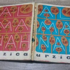 Almanahul Urzica 1969