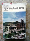 (D) Judetele patriei - Maramures, Monografie, Ed. Sport -Turism 1980