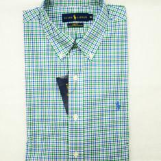 Camasa Ralph Lauren colectia noua XL slim Fit - Camasa barbati Ralph Lauren, Culoare: Din imagine, Maneca lunga
