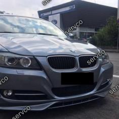 Prelungire spoiler bara fata BMW E90 E91 2009-2012 LCI facelift FA117 CSR v9, 3 (E90) - [2005 - 2013]