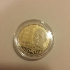 BNR - 50 Bani 2010 Aurel Vlaicu Varianta Proof Tiraj 5000 !!! - Moneda Romania