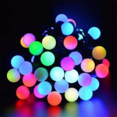 NOU! INSTALATIE SENZATIONALA CU 100 LEDURI CHERRY LED 10 METRI LUNGIME, RGB COLOR - Instalatie electrica Craciun