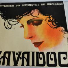 Disc LP, Vinyl, Vinil - INTERPRETI DIN BUCURESTIUL DE ODINIOARA - Muzica Corala