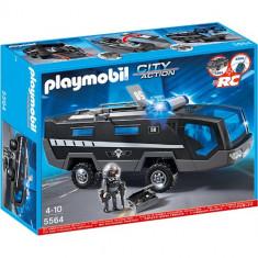 Set Playmobil City Action Police, Masina de comanda a fortelor speciale