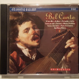 Bel Canto - seria Classical Gallery  (1 CD)